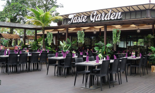 Taste Garden (Outdoors)